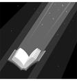 Book is light vector