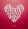 Loveheartpeoplegroup vector