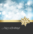 Christmas abstract background card vector