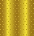 Abstract golden background pattern vector