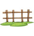 A fence vector