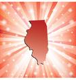 Illinois springfield vector
