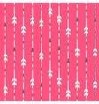 Arrow clip art set on pink background vector