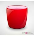 Isolated realistic tea cup or coffey mug vector