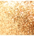 Abstract gold background with copy space eps 8 vector