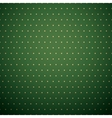 Dark green background with yellow polka dot vector