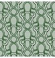 Green seamless pattern vector