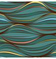 Waves plenty lines5 vector