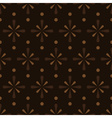 Abstract brown seamless pattern eps10 vector