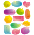Set of special labels and bubble vector