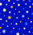 Texture of stars vector