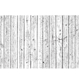 Old rural fence vector