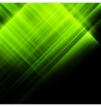 Bright luminescent green surface eps 10 vector