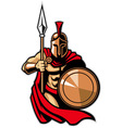 Spartan army vector