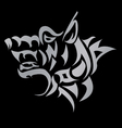 Hell hound vector