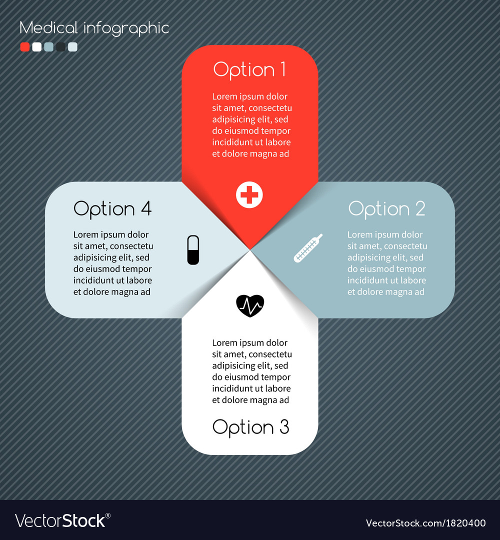 Modern template for your medical project vector   Price: 1 Credit (USD $1)
