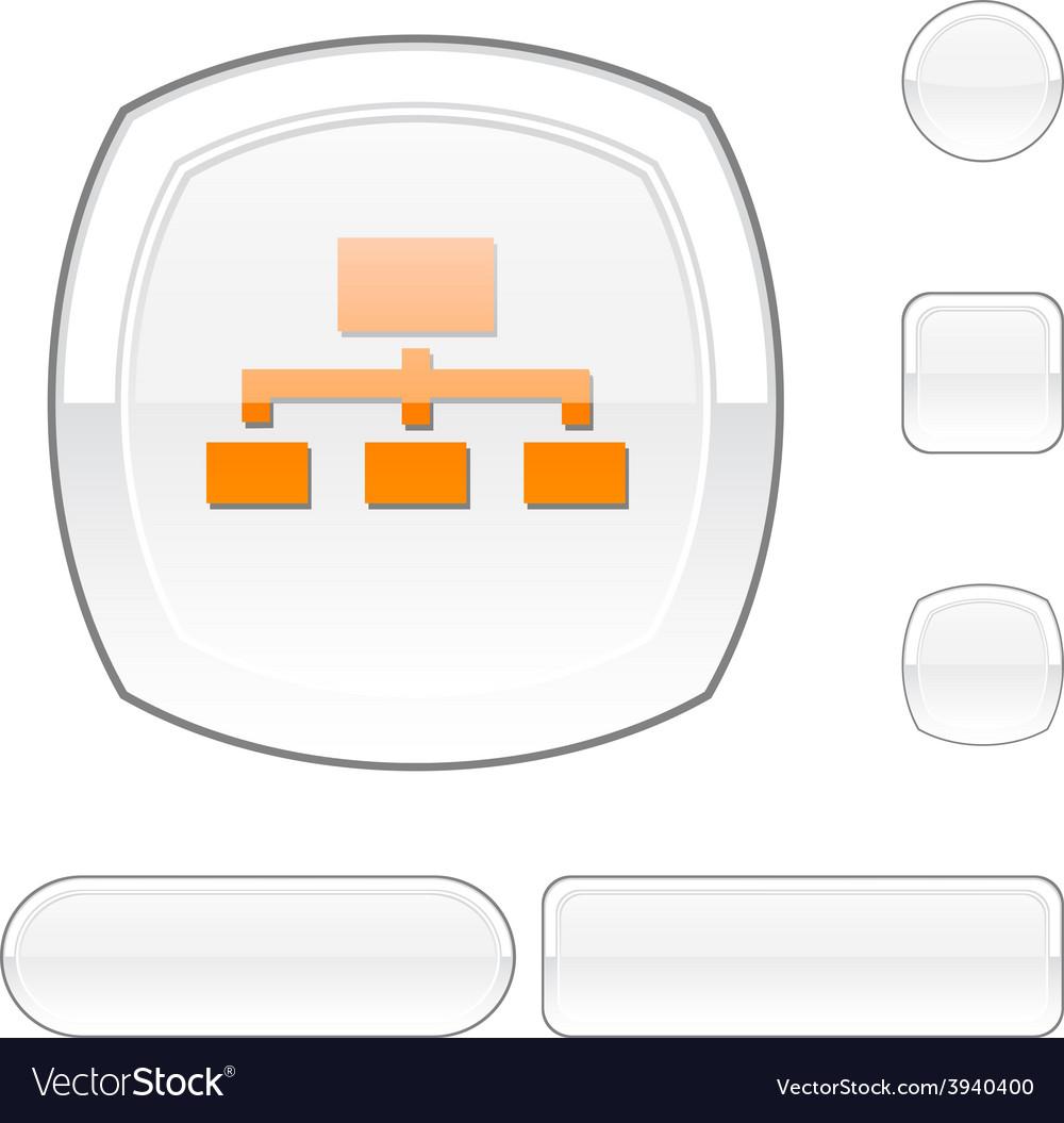 Network white button vector   Price: 1 Credit (USD $1)