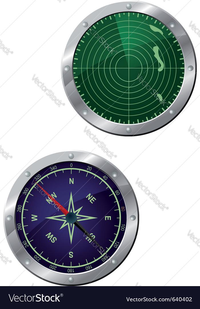Submarine equipment vector | Price: 1 Credit (USD $1)