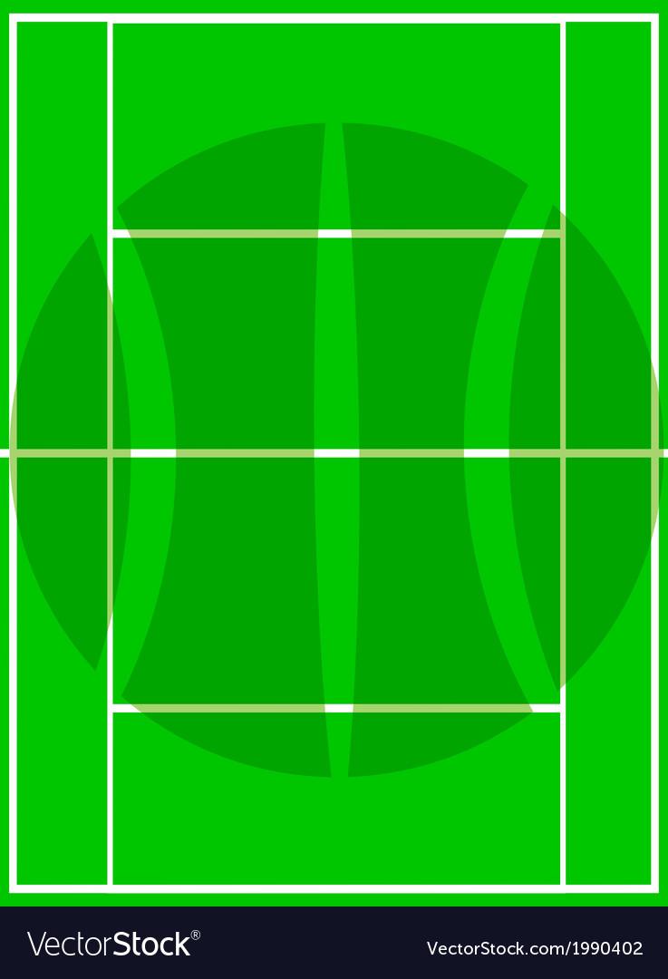 Tennis ball icon vector | Price: 1 Credit (USD $1)
