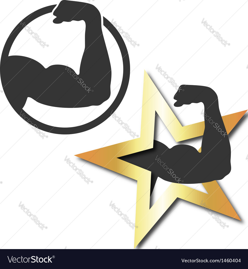 Body building and fitness vector | Price: 1 Credit (USD $1)