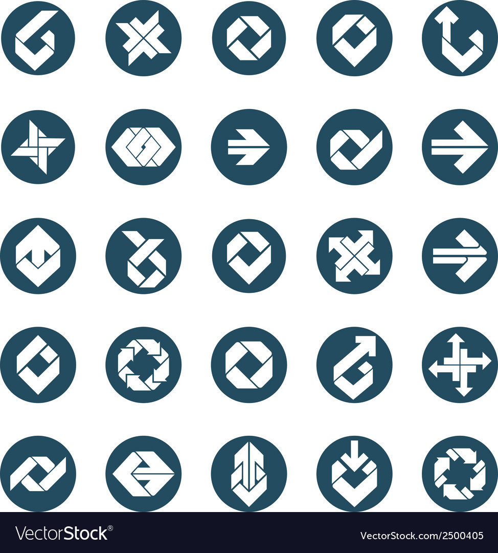 Abstract creative design elements collection vector   Price: 1 Credit (USD $1)