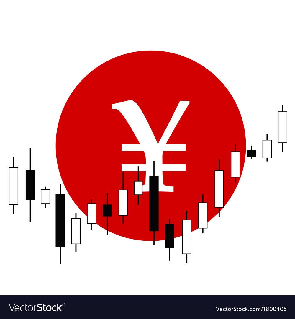Yene chart vector   Price: 1 Credit (USD $1)