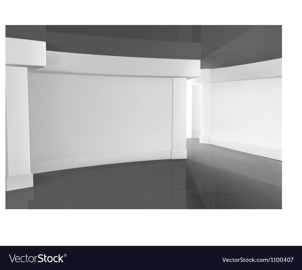Empty room vector | Price: 1 Credit (USD $1)