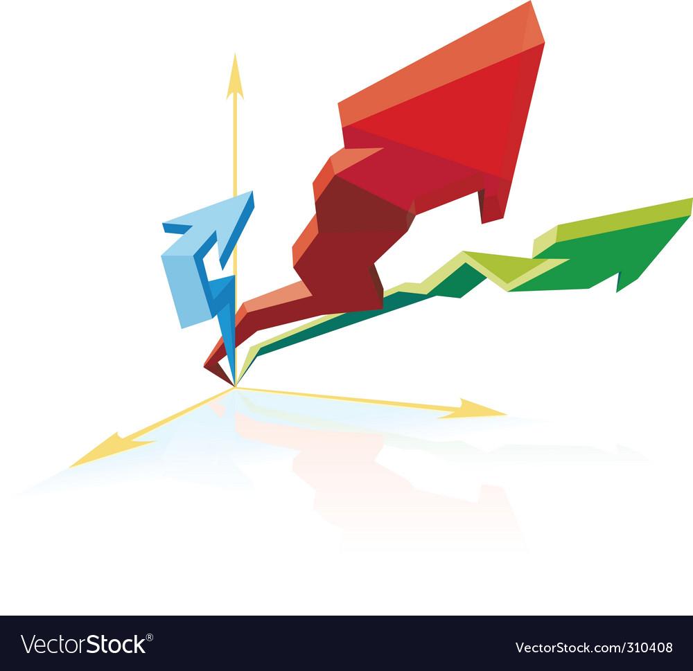 3d progress vector   Price: 3 Credit (USD $3)