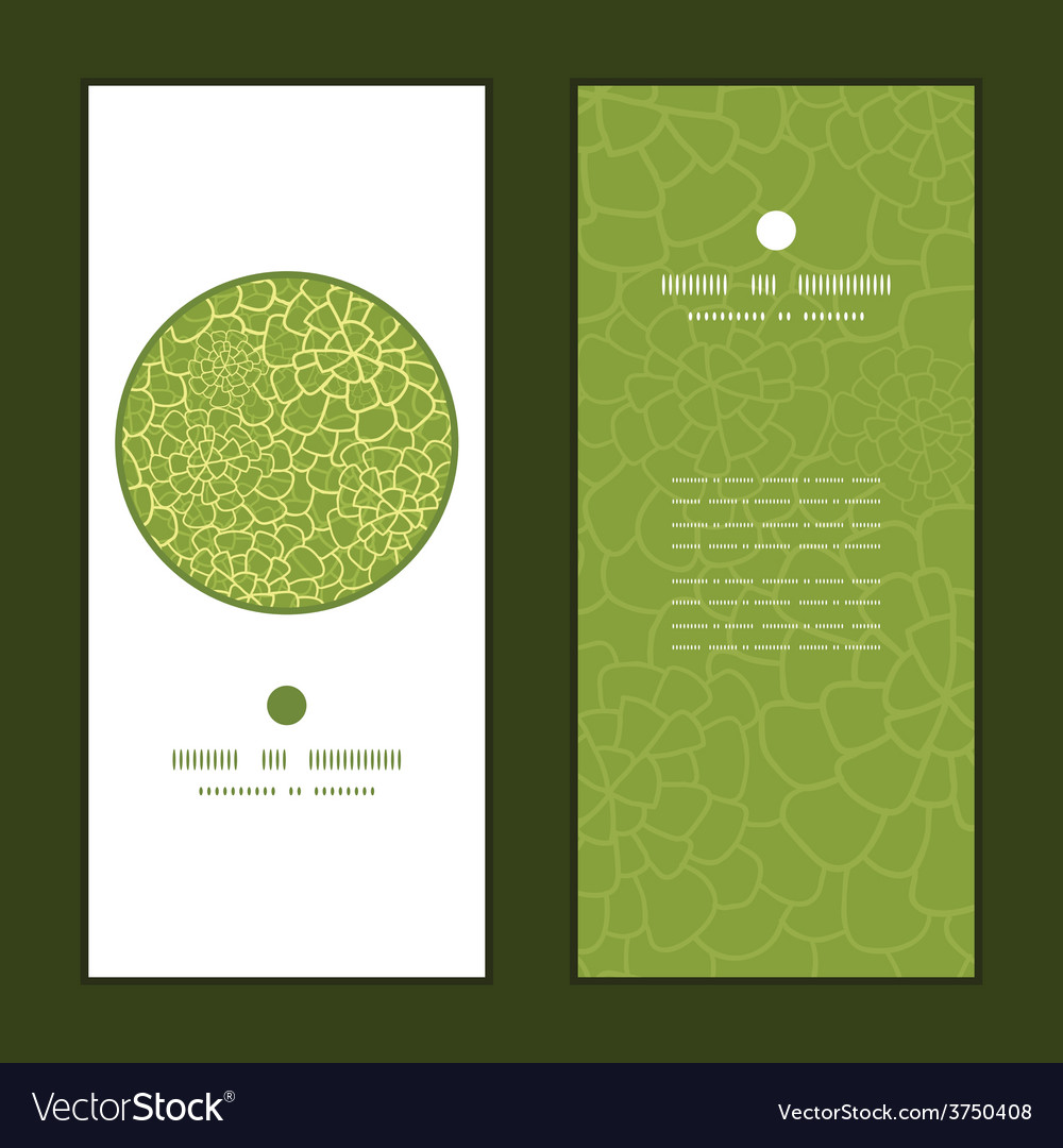 Abstract green natural texture vertical vector | Price: 1 Credit (USD $1)
