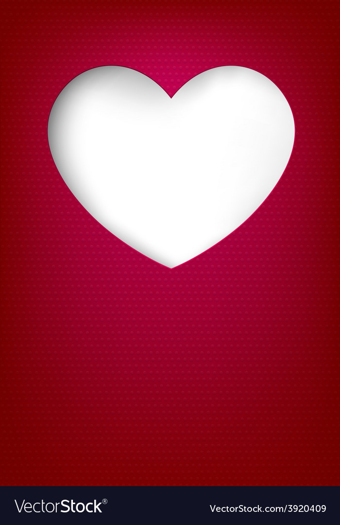 Love greeting card vector | Price: 1 Credit (USD $1)