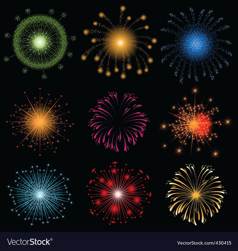 Fireworks vector   Price: 1 Credit (USD $1)