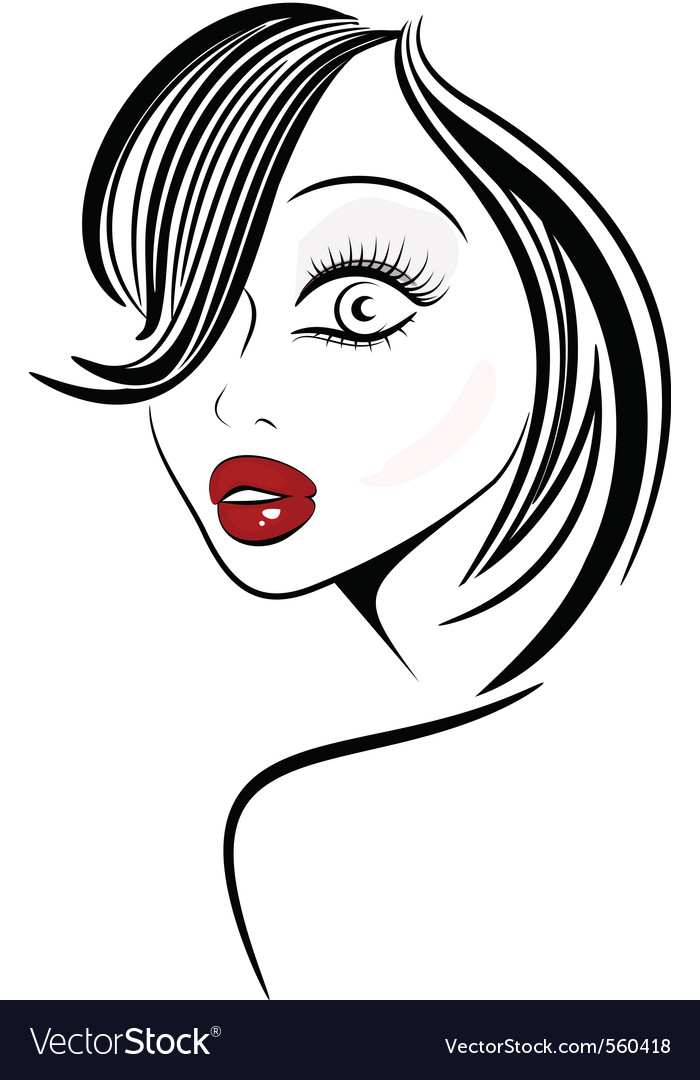 Beauty icon vector | Price: 1 Credit (USD $1)