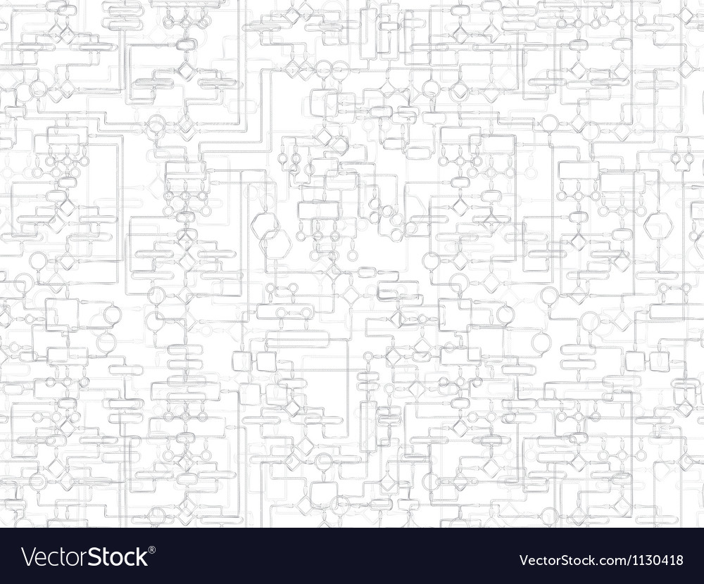 Electrical schematic drawing vector | Price: 1 Credit (USD $1)