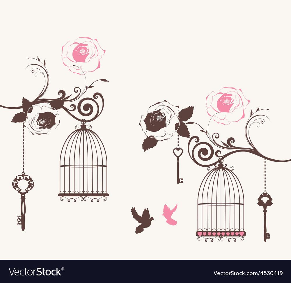 2 doves vector | Price: 1 Credit (USD $1)