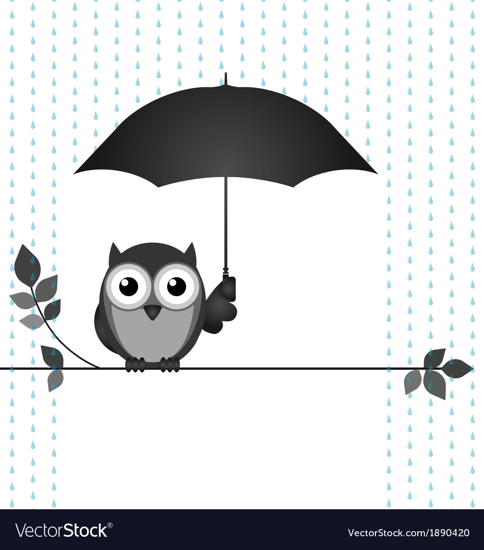 Raining vector | Price: 1 Credit (USD $1)