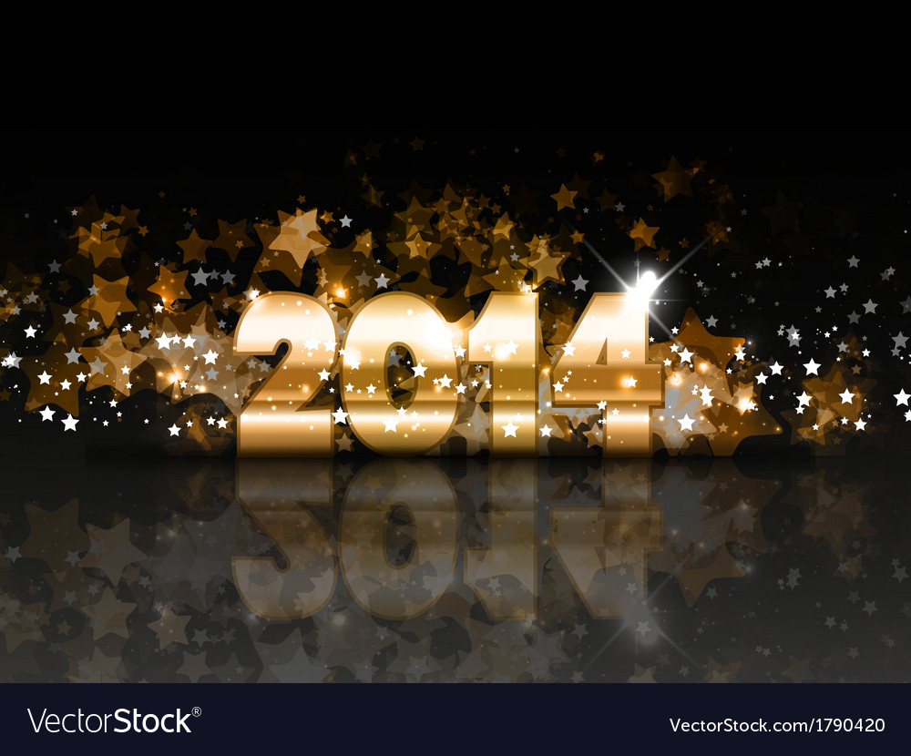 Sparkle new year background 1212 vector | Price: 1 Credit (USD $1)