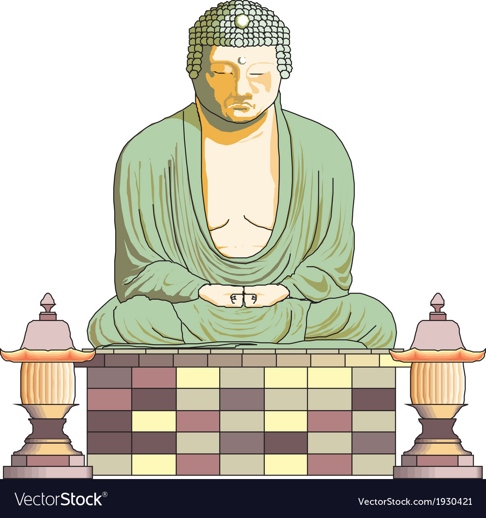 Buddha vector   Price: 1 Credit (USD $1)