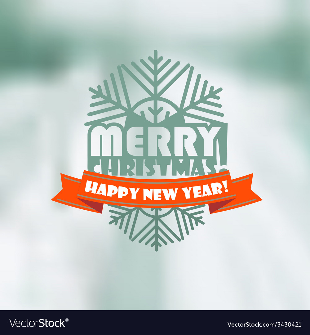 Christmas greeting card vector   Price: 1 Credit (USD $1)