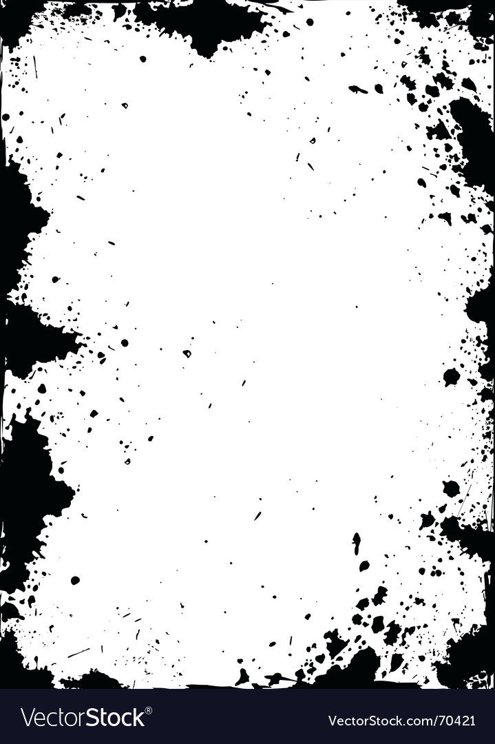 Grunge texture with ink spots vector | Price: 1 Credit (USD $1)