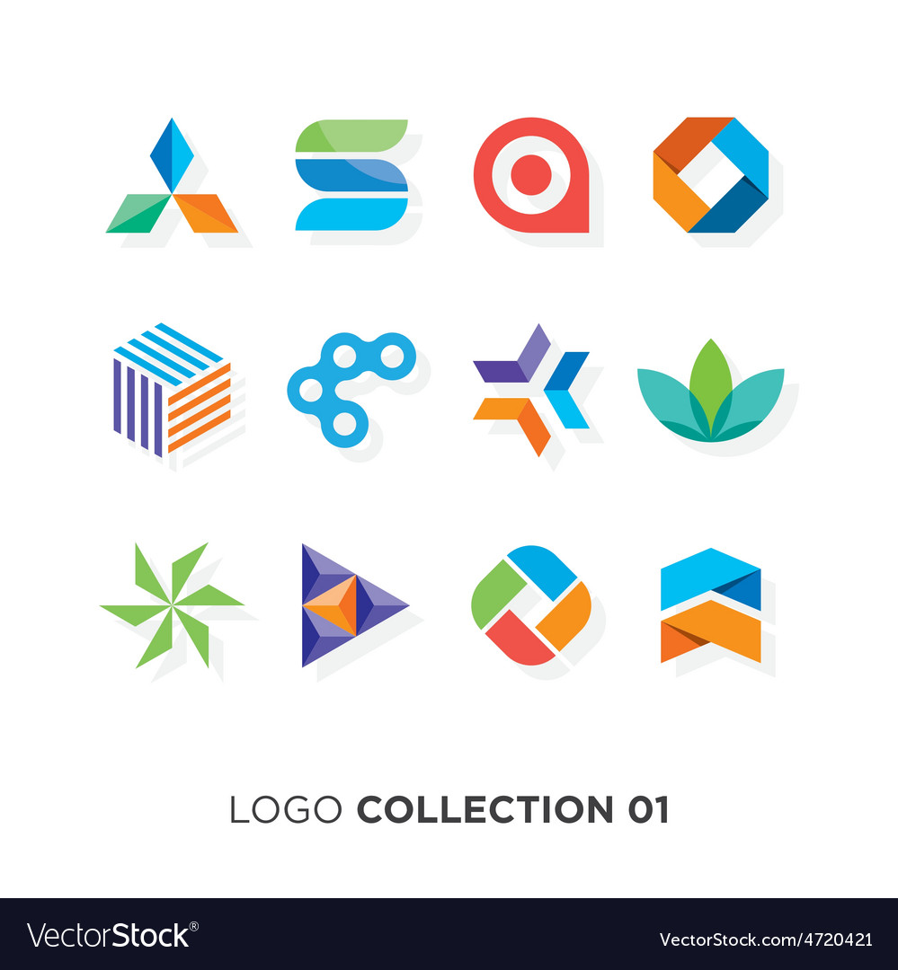 Logo collection 01 vector | Price: 1 Credit (USD $1)