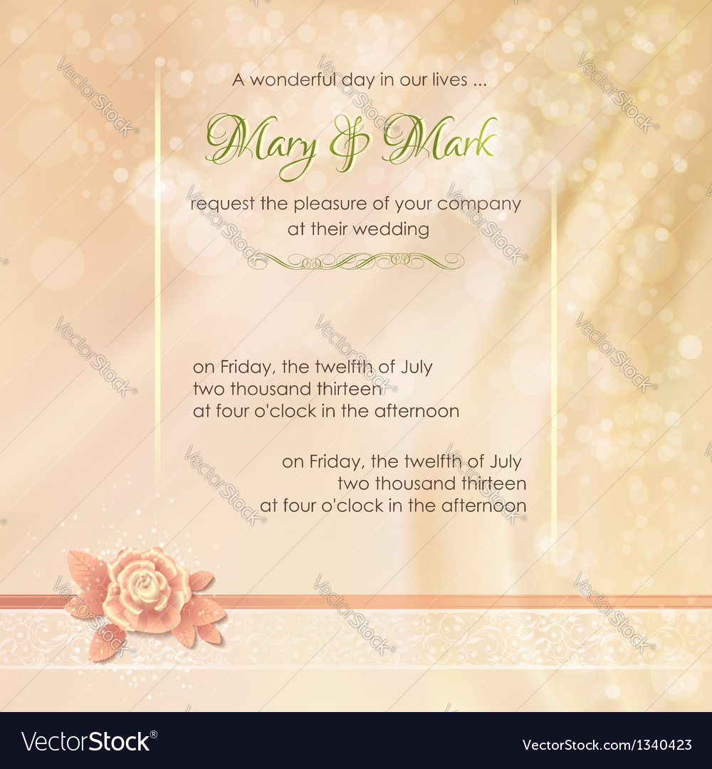 Abstract wedding fabric background design vector | Price: 1 Credit (USD $1)