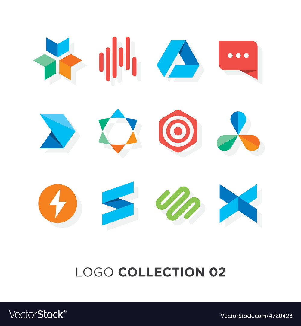 Logo collection 02 vector | Price: 1 Credit (USD $1)