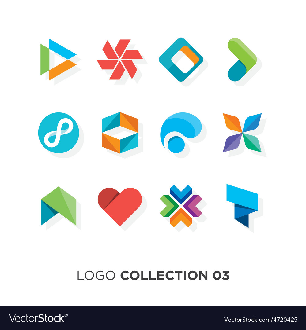 Logo collection 03 vector | Price: 1 Credit (USD $1)