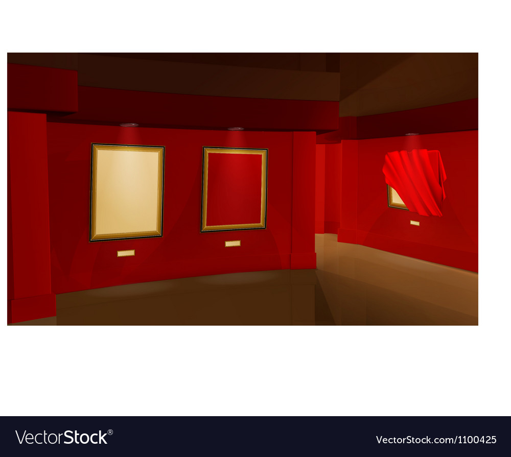 Picture gallery vector | Price: 1 Credit (USD $1)
