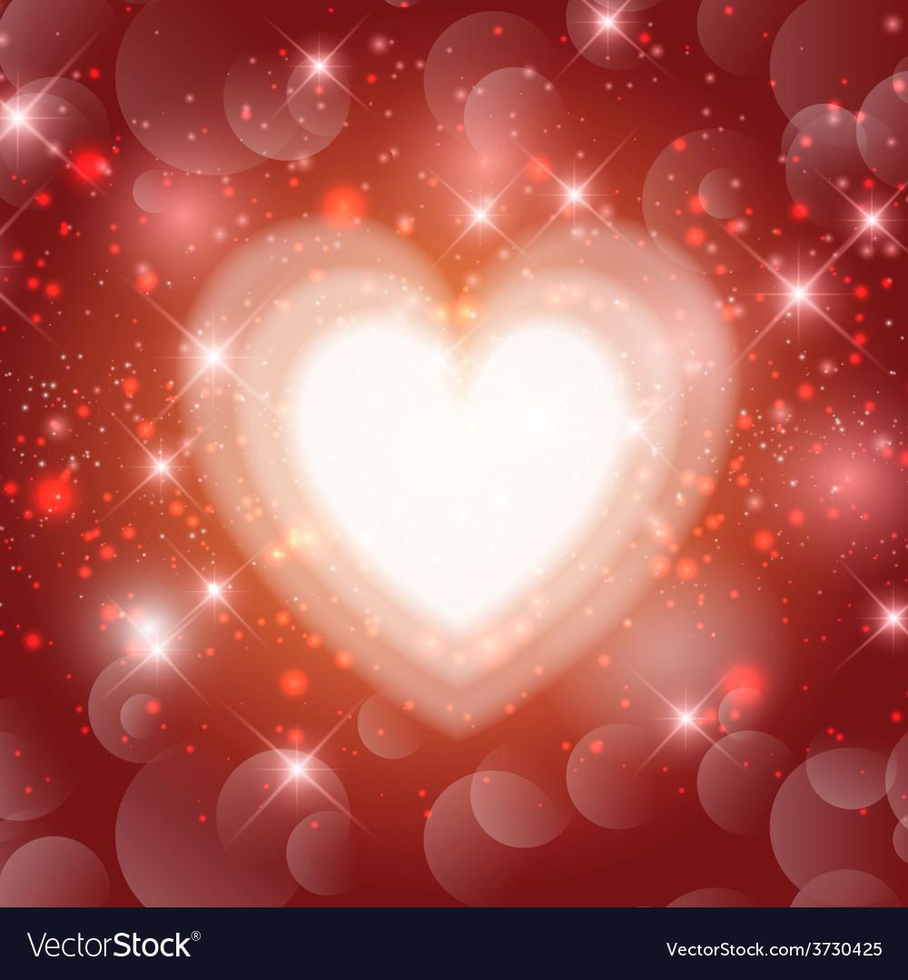 Valentines heart background 1612 vector | Price: 1 Credit (USD $1)