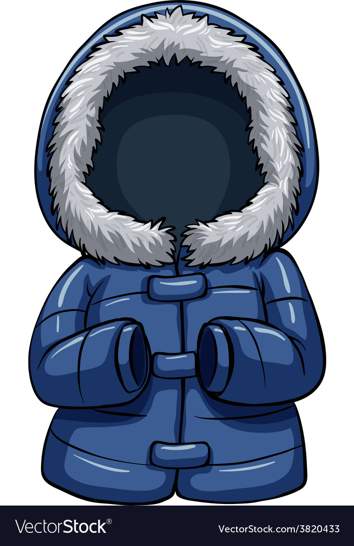 A coat vector | Price: 3 Credit (USD $3)