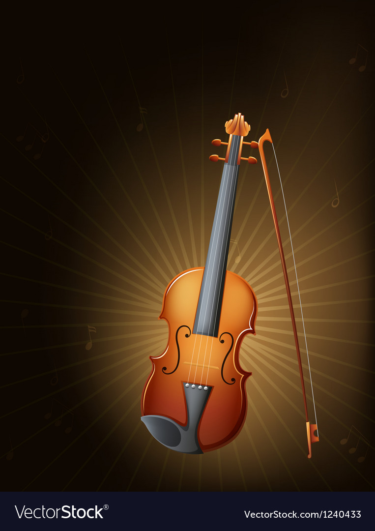 A string instrument vector | Price: 1 Credit (USD $1)