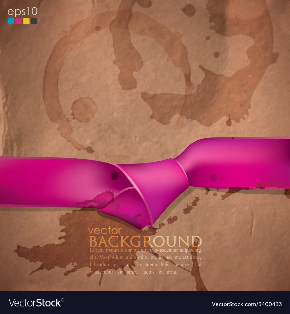 Abstract background with grunge cardboard texture vector | Price: 1 Credit (USD $1)