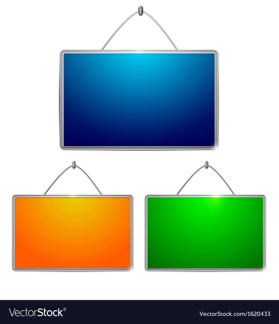 Colored tables vector | Price: 1 Credit (USD $1)