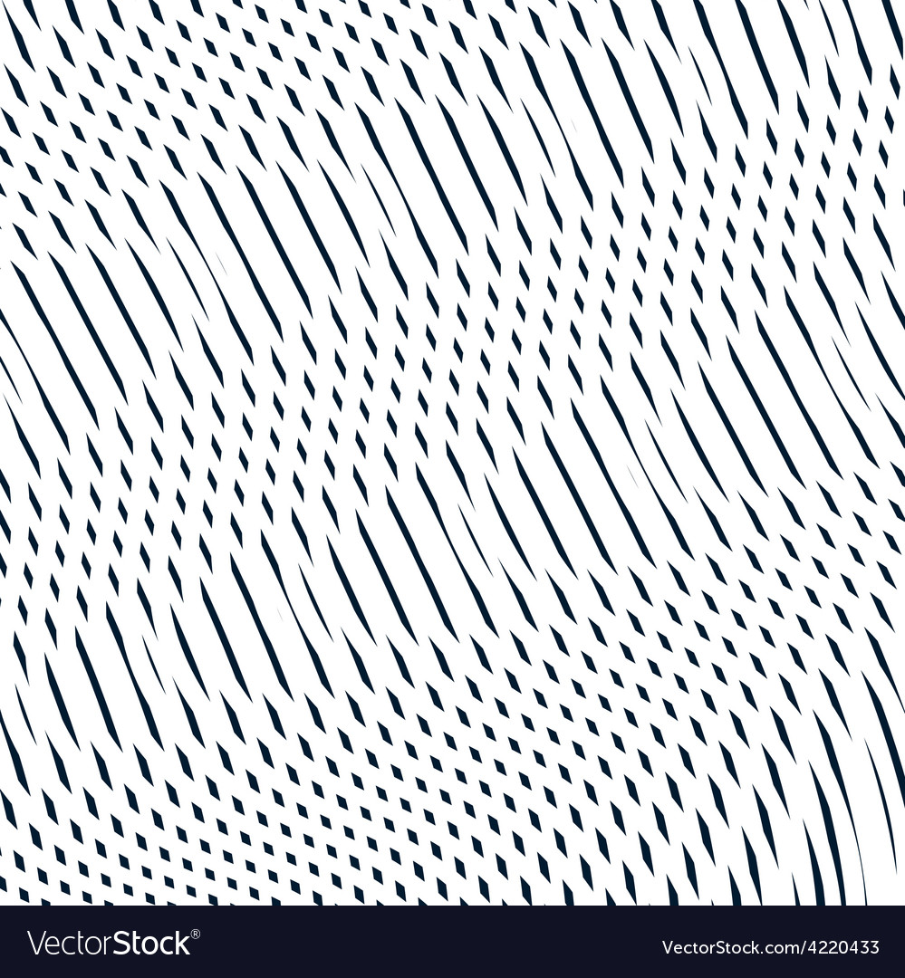 Optical moire background abstract lined vector | Price: 1 Credit (USD $1)
